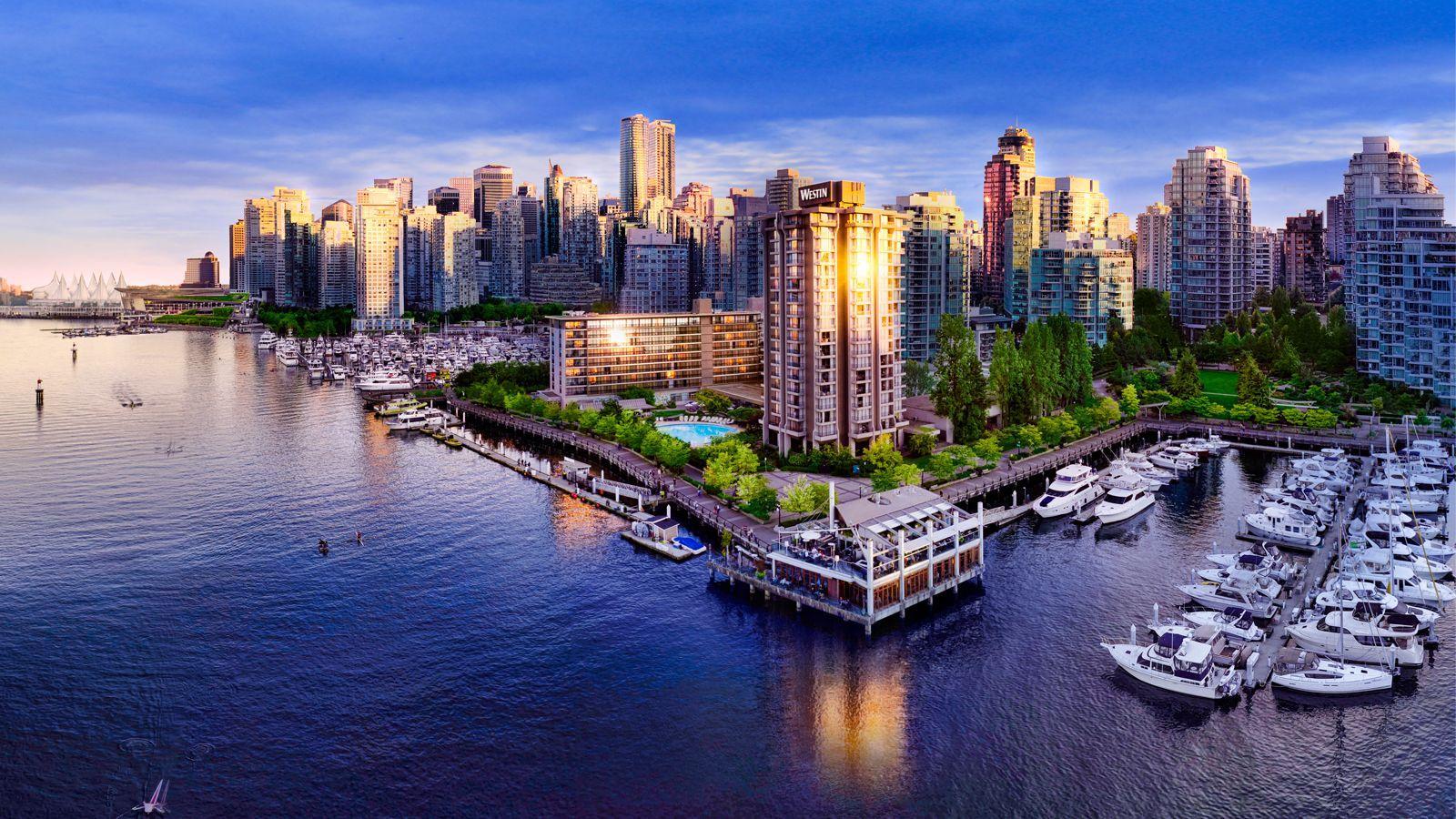 Bayshore Hotel Vancouver Restaurants