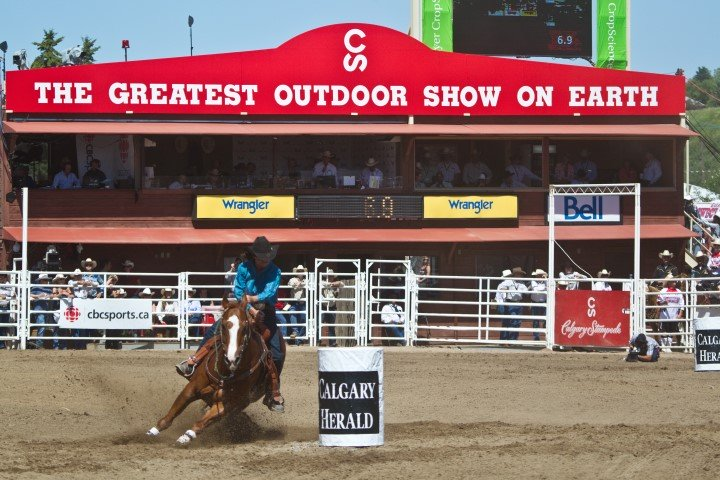 Cowboys Trains Amp Cruise The Calgary Stampede