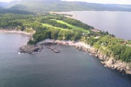 Drives and Fairways of Nova Scotia