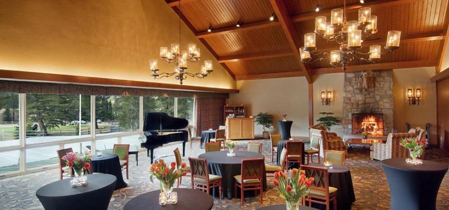Jasper Park Lodge In Room Dining Menu