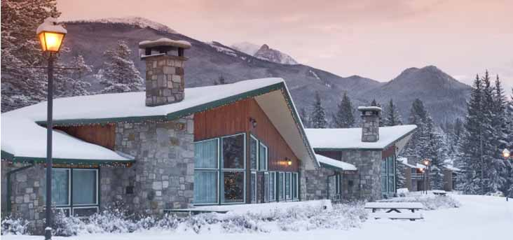 Fairmont jasper park lodge information my canada trips for Jasper luxury cabins