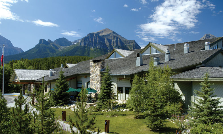 Lake Louise Inn Information My Canada Trips
