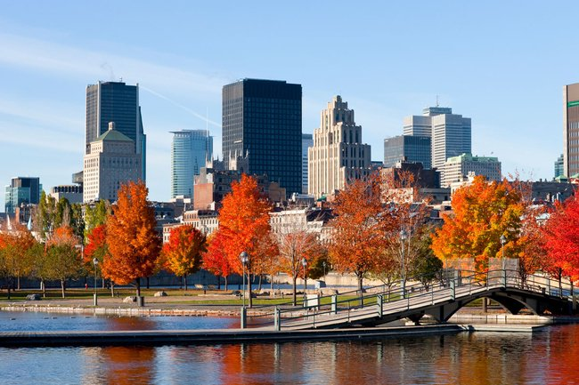Montreal Stay & Cruise