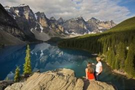 The Rocky Mountain Parks Hike & Canoe Trip